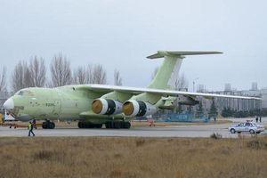 Máy bay tiếp liệu mới của Nga sẵn sàng 'thống trị bầu trời'