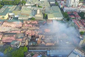 WHO nói gì về ô nhiễm thủy ngân vụ cháy Rạng Đông do Bộ Tài nguyên công bố?