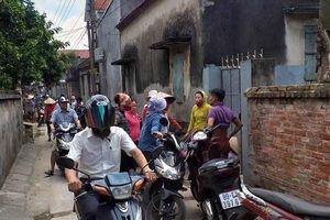 Hưng Yên: Đi qua nhà hàng xóm, bố chủ tịch xã bất ngờ bị nam thanh niên chém tử vong