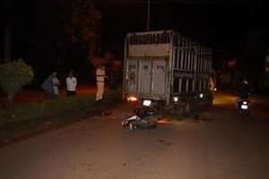 Tai nạn liên hoàn 2 nam thanh niên tử vong