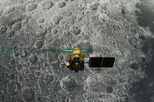 Ấn Độ lên kế hoạch cho sứ mệnh Mặt Trăng tiếp theo