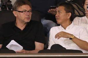 HLV cực khủng thay ông Hoàng Anh Tuấn dẫn dắt U18 Việt Nam