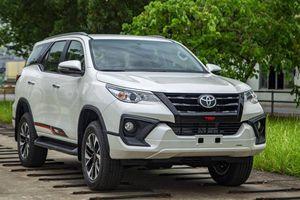 Toyota Fortuner thể thao ra mắt thị trường Việt Nam, giá gần 1,2 tỷ đồng