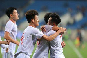 Giao hữu bóng đá: U22 Việt Nam thắng thuyết phục 2-0 trước U22 Trung Quốc