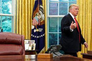 Tổng thống Trump đột ngột hủy đàm phán hòa bình với Taliban