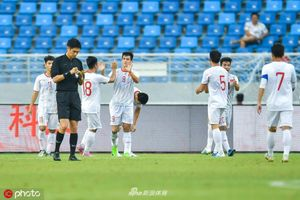 Tiến Linh lập cú đúp, U22 Việt Nam thắng đẹp U22 Trung Quốc 2-0 tại Vũ Hán
