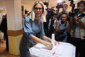 Cạnh tranh cao trong bầu cử địa phương tại Nga