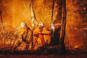 Cháy rừng lan rộng tại Australia
