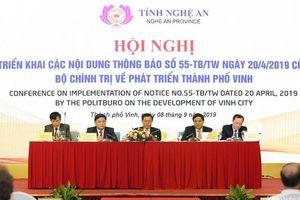 Phó Thủ tướng Vương Đình Huệ: Cán bộ nào kém năng lực, thiếu nhiệt huyết cần thay thế