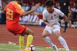U22 Việt Nam hạ đẹp Trung Quốc trong ngày thầy Park gặp lại HLV Guus Hiddink