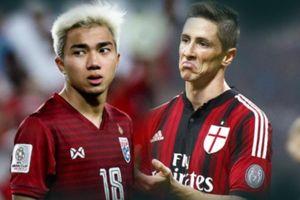 Torres muốn cùng chơi bóng với Chanathip