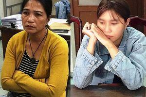 Mẹ để con gái 16 tuổi đi giao ma túy
