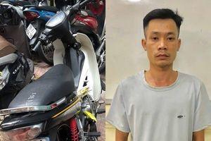 Hà Nội: Nam thanh niên chuyên cướp hàng loạt xe ôm Grab bị công an bắt giữ