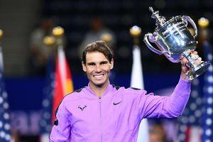 Nadal nói gì khi lần thứ 4 vô địch US Open?