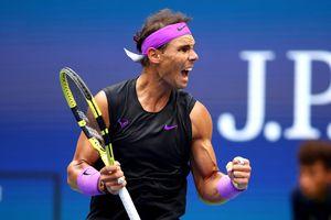 Hạ Medvedev, Rafael Nadal lần thứ tư đăng quang tại US Open