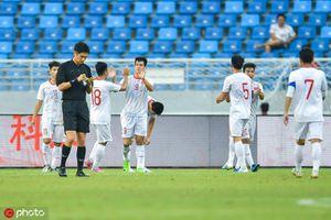 Cận cảnh 2 bàn thắng của Tiến Linh vào lưới U22 Trung Quốc