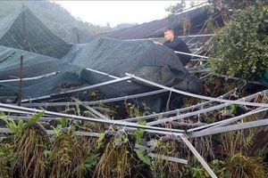 Mưa lớn gây thiệt hại tại huyện Na Hang, Tuyên Quang