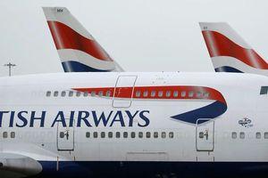 British Airlines tê liệt vì đình công