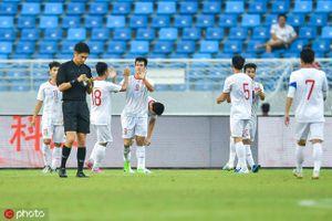 U22 TQ 0-2 U22 Việt Nam: Chiến thắng thuyết phục trên sân khách