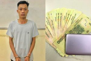 Truy bắt đối tượng cầm dao cướp tài sản của hàng loạt tài xế grab và phụ nữ