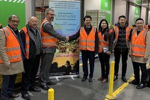 Nhãn Việt chinh phục thị trường Australia