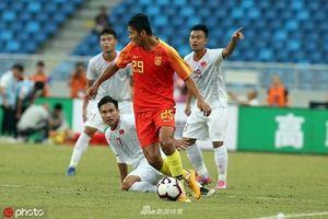 Dư luận Trung Quốc lo ngại tương lai nền bóng đá sau khi thua Việt Nam