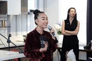 Ca sĩ Đoan Trang muốn con gái sống trong môi trường không hóa chất