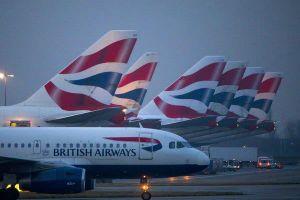 Phi công đình công, British Airways phải hủy gần hết chuyến bay