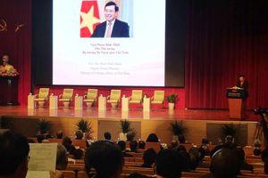 Hiện thực hóa tầm nhìn hợp tác giữa Việt Nam và các nước Trung Đông - châu Phi