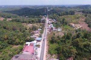 Giới đầu tư địa ốc đổ dồn về thủ đô tương lai của Indonesia