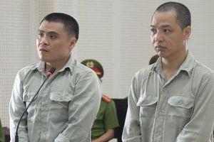 Án tử hình và chung thân cho 2 người vận chuyển 100 bánh heroin