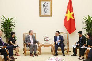 Hoan nghênh doanh nghiệp Hoa Kỳ hợp tác về năng lượng tại Việt Nam