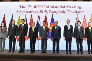 ASEAN và Trung Quốc tăng cường quan hệ đối tác thương mại