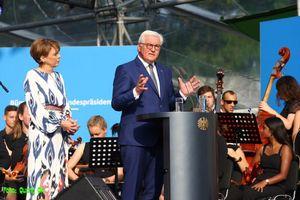 Ẩm thực Việt gây ấn tượng mạnh tại Phủ Tổng thống Đức