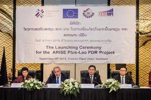 EU tăng cường hỗ trợ tăng trưởng và đầu tư ở Lào