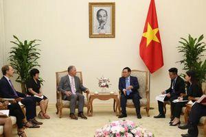 'Đại gia' Mỹ xin cơ chế để làm dự án nhà máy điện khí tại Việt Nam