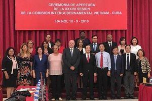 Việt Nam là Nhà đầu tư chính của khu vực châu Á tại Cuba