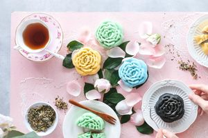 Độc đáo hương vị bánh Trung thu của các quốc gia châu Á