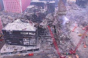 Thảm họa 11-9 kinh hoàng trong loạt ảnh bí mật chưa từng tiết lộ