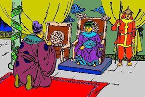 Vì lời đàn bà, ngôi vua đổi chủ