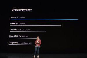 Apple vừa dìm hàng đối thủ bằng cách so với chiếc iPhone thấp nhất