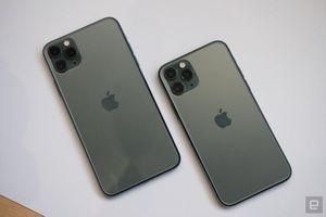 Cận cảnh siêu phẩm iPhone 11 Pro, Pro Max từ 1.449 USD