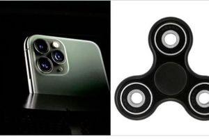 Cụm camera siêu hài hước, iPhone 11 Pro khiến dân mạng cười 'ná thở'