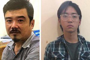 Khởi tố, bắt tạm giam hai cha con tham gia vụ chém lìa tay người đàn ông trên phố