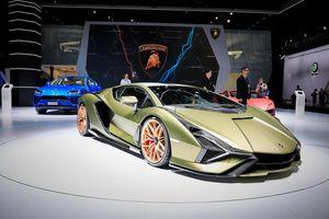 Siêu xe Lamborghini Sian chính thức trình làng