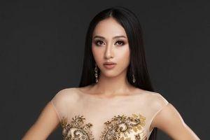 Người đẹp Thu Hiền dự thi Hoa hậu Châu Á Thái Bình Dương