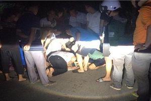Bé trai 4 tuổi rơi xuống bể nước ngầm tử vong