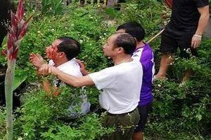 Vây bắt người đàn ông nghi bắt cóc bé gái 7 tuổi ở Hà Nội