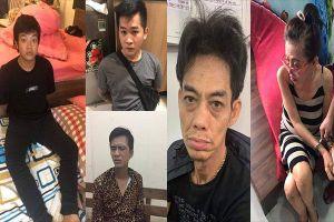 Phá đường dây ma túy có súng từ nước ngoài về Việt Nam