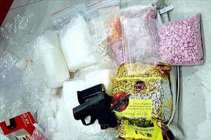Triệt phá đường dây ma túy tinh vi từ Campuchia về TP Hồ Chí Minh